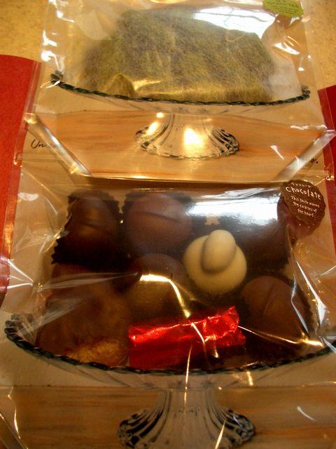チョコレート2袋詰め合わせ