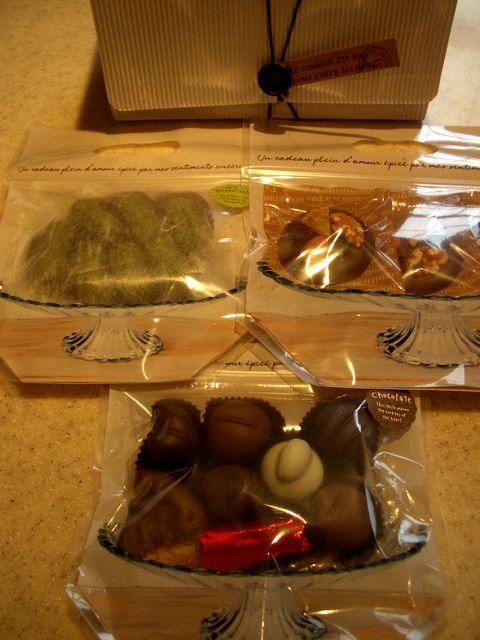 チョコレー3袋ト詰め合わせ