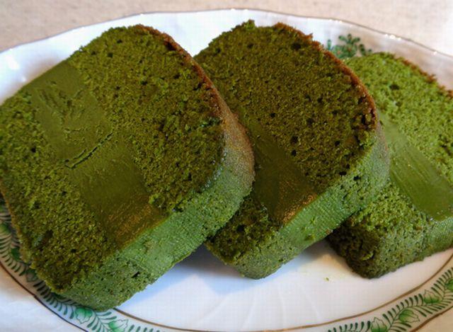 抹茶ガナッシュケーキ