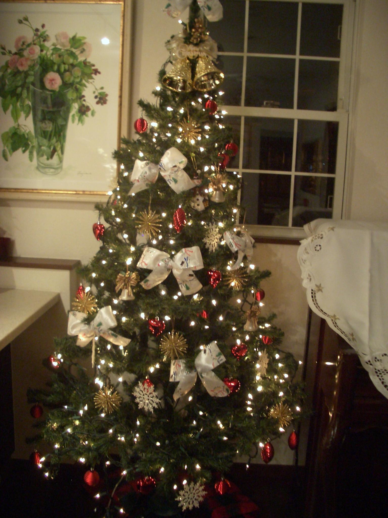 2010年クリスマスツリー