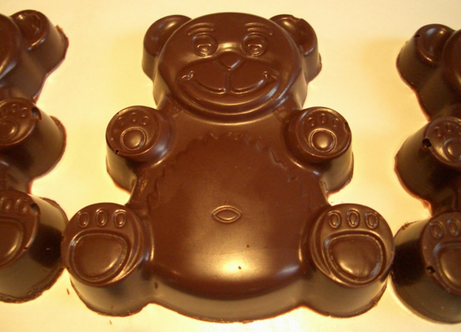くまさんチョコレート(11月~3月限定品)