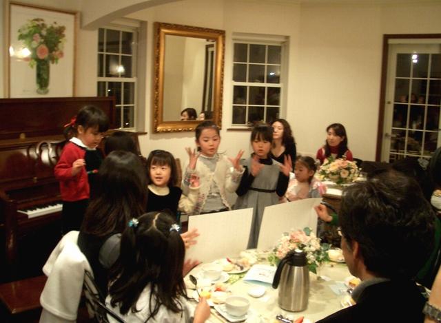 2008年12月13日ピアノ発表会(お部屋貸し)