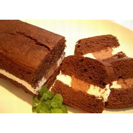 生チョコレートケーキ