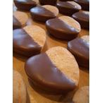 ハートのチョコレートサブレ